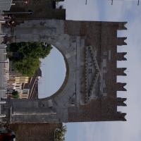 Rimini Arco di Augusto 1 - Flying Russian - Rimini (RN)