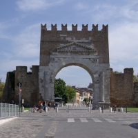 Rimini Arco di Augusto 12 - Flying Russian - Rimini (RN)