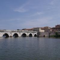 Ponte di Tiberio 7 - Flying Russian - Rimini (RN)