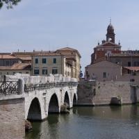 Ponte di Tiberio 3 - Flying Russian - Rimini (RN)