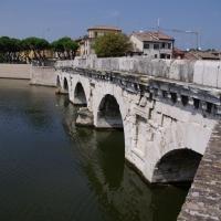 Ponte di Tiberio 1 - Flying Russian - Rimini (RN)