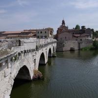Ponte di Tiberio 2 - Flying Russian - Rimini (RN)