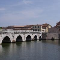 Ponte di Tiberio 4 - Flying Russian - Rimini (RN)