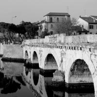 Ponte di Tiberio, Rimini. - Makuto72 - Rimini (RN)
