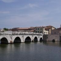 Ponte di Tiberio 5 - Flying Russian - Rimini (RN)