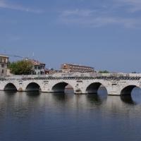 Ponte di Tiberio 4569 - Flying Russian - Rimini (RN)