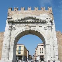 Arco di Augusto - Lukasz pob - Rimini (RN)