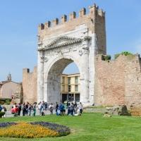 Rimini-Arco-di-Augusto - Alessandro Gallo - Rimini (RN)