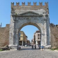 Arco di augusto, rimini, esterno 02 - Sailko - Rimini (RN)