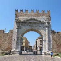 Arco di augusto, rimini, esterno 01 - Sailko - Rimini (RN)