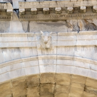 Arco di augusto, rimini, interno 03 - Sailko - Rimini (RN)