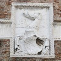 Castel sismondo, stemma malatestiano 02 - Sailko - Rimini (RN)