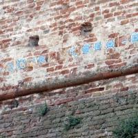 Castel sismondo, stemma malatestiano, piastrelle - Sailko - Rimini (RN)