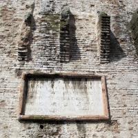 Castel sismondo, targa s. p. malatesta 1446, 01 - Sailko - Rimini (RN)