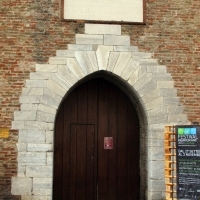 Castel sismondo, portale 01 - Sailko - Rimini (RN)