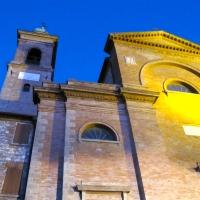 Collegiata o chiesa di san Martino - Anna pazzaglia - Rimini (RN)