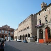 Piazza Cavour - Lukasz pob - Rimini (RN)