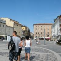 Piazza Tre Martiri - Lukasz pob - Rimini (RN)