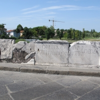 Rimini, ponte romano 09 - Sailko - Rimini (RN)