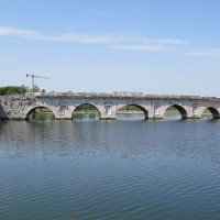 Rimini, ponte romano 02 - Sailko - Rimini (RN)