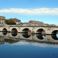 Ponte di tiberio, rimini, 01 - Sailko - Rimini (RN)