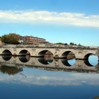 Ponte di tiberio, rimini, 02 - Sailko - Rimini (RN)