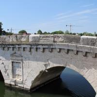 Rimini, ponte romano 06 - Sailko - Rimini (RN)