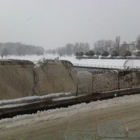Antiche iscrizioni sul ponte di Tiberio - opi1010 - Opi1010 - Rimini (RN)