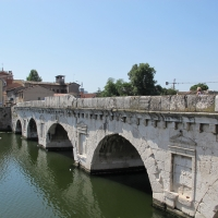 Rimini, ponte romano 05 - Sailko - Rimini (RN)