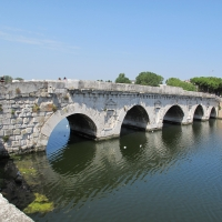 Rimini, ponte romano 04 - Sailko - Rimini (RN)