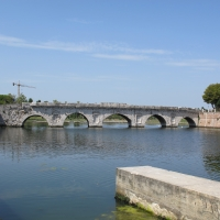 Rimini, ponte romano 03 - Sailko - Rimini (RN)