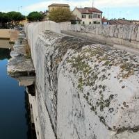 Ponte di tiberio, rimini, 06 spalletta - Sailko - Rimini (RN)