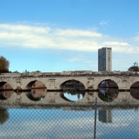 Ponte di tiberio, rimini, 05 - Sailko - Rimini (RN)