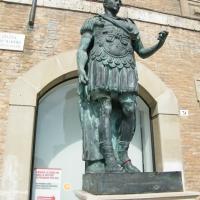 Statua di Giulio Cesare - Lukasz pob - Rimini (RN)