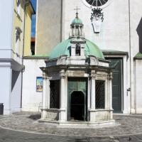 Rimini, piazza tre martiri, tempietto 04 - Sailko - Rimini (RN)