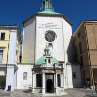 Rimini, piazza tre martiri, tempietto 02 - Sailko - Rimini (RN)