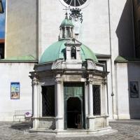Rimini, piazza tre martiri, tempietto 03 - Sailko - Rimini (RN)