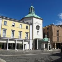 Rimini, piazza tre martiri, tempietto 01 - Sailko - Rimini (RN)