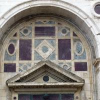Tempio malatestiano, ri, facciata, specchiature albertiane - Sailko - Rimini (RN)