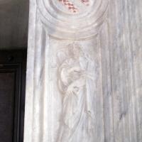 Sagrestia della cappella delle Virtù, portale 08 - Sailko - Rimini (RN)