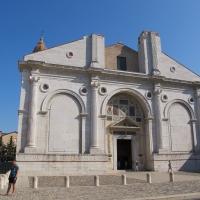 Tempio malatestiano, esterno 02 - Sailko - Rimini (RN)