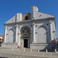 Tempio malatestiano, esterno 05 - Sailko - Rimini (RN)