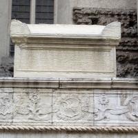 Tempio malatestiano, ri, fianco dx, tomba 06 - Sailko - Rimini (RN)