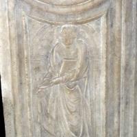 Sagrestia della cappella delle Virtù, portale 10 - Sailko - Rimini (RN)