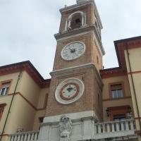 Torre dell'orologio in piazza 3 martiri - Opi1010 - Rimini (RN)