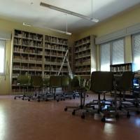 Biblioteca nella casa della cultura - LaraLally19 - Montefiore Conca (RN)