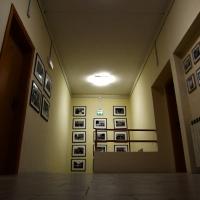 Le scale nella casa della cultura - LaraLally19 - Montefiore Conca (RN)