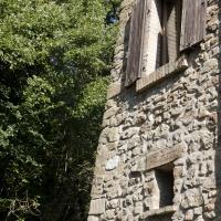CHIESA DEI CAPPUCCINI - PARTICOLARE ESTERNO - FabioFromItaly - Montefiore Conca (RN)