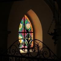 Chiesa di San Paolo vetrate della chiesa - LaraLally19 - Montefiore Conca (RN)