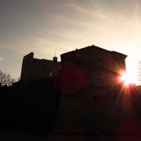 Il bastione ed il suo tramonto - LaraLally19 - Montefiore Conca (RN)